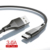 K123 Nylon Braided 3A Fast Charging Usb Type C Cable 3.0 USB C for Huawei Samsung data cable charge Micro usb cable