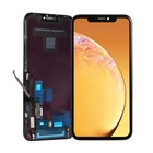 Trade Assurance smart phone spare parts unlocked lcd touch screen for iphone xr lcd digitizer 6.1 inch tft lcd display