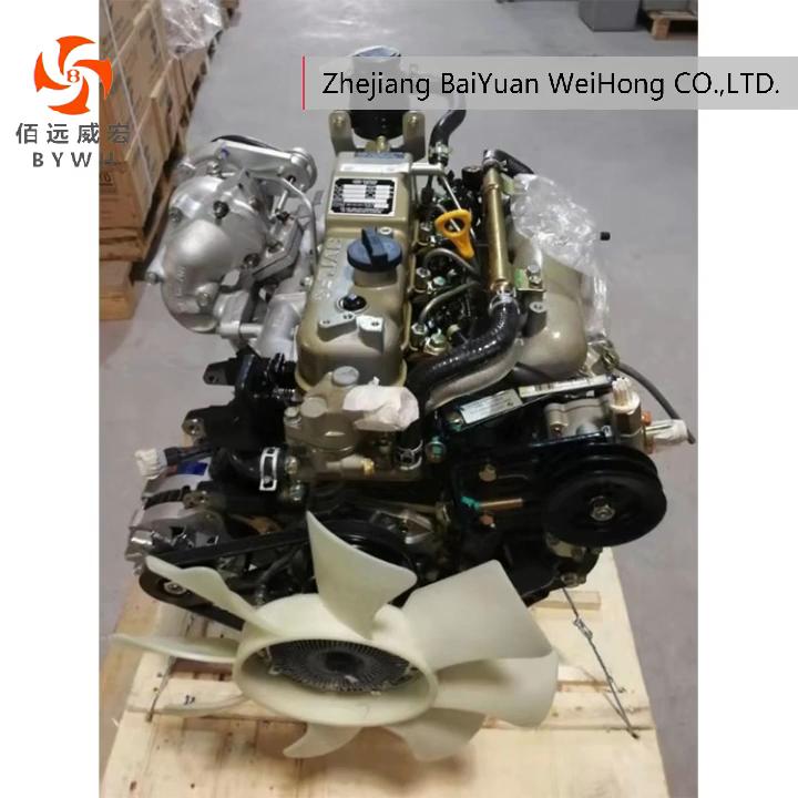 Dieselmotor Assy Vrachtwagen 2.8L 88KW HFC4DA1-1 4DA1-1B/M14 4DA1-2C/P14 JAC1040