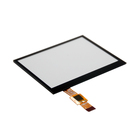 OEM landscape 3.5 inch touch lcd panel display screen with IIC interface N.A. Surface Treatment LCD Touch Screen