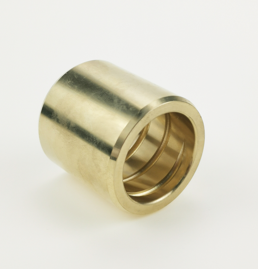 Custom Bronze แขนเลื่อน Piston Pin Bushing