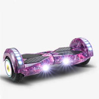Purple gold plated hoverboard 20 km h scooter trade silicone case handle smart wheels hoverboard with remote
