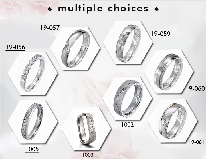 customized Fashion wedding band sets for women expandable hair accessories prices