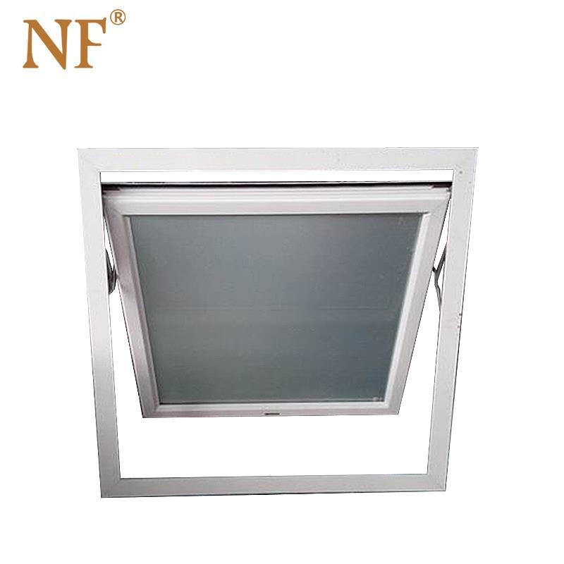 Australia standard AS2047 Germany chain winder awning window vertical opening double glazed window