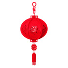 Chinese Red Felt Lantern Wholesale For Chinese New Year Festival Wedding Celebration Decoration