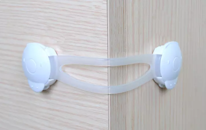 Baby Safe Lock Cabinet lock prevents children from Clamps hands