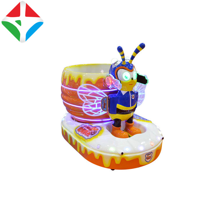 Kids Ride On Mechanical Walking Bee Car Animal Ride