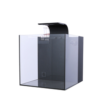 Ultra Clear Back Filtratie <span class=keywords><strong>Aquarium</strong></span> Tank voor Marine
