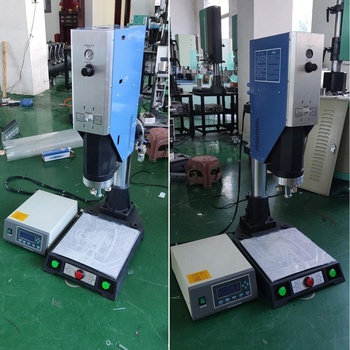 20KHz 2000w acrylic plastic ultrasonic welding machine price