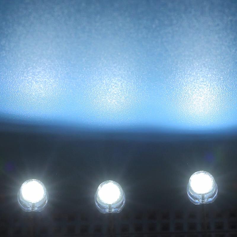 1 w ad alta potenza ha condotto la lampada 1 w 3 w 5 w colore bianco 2700-7000 k 24 v sanan chip di led per semafori a led