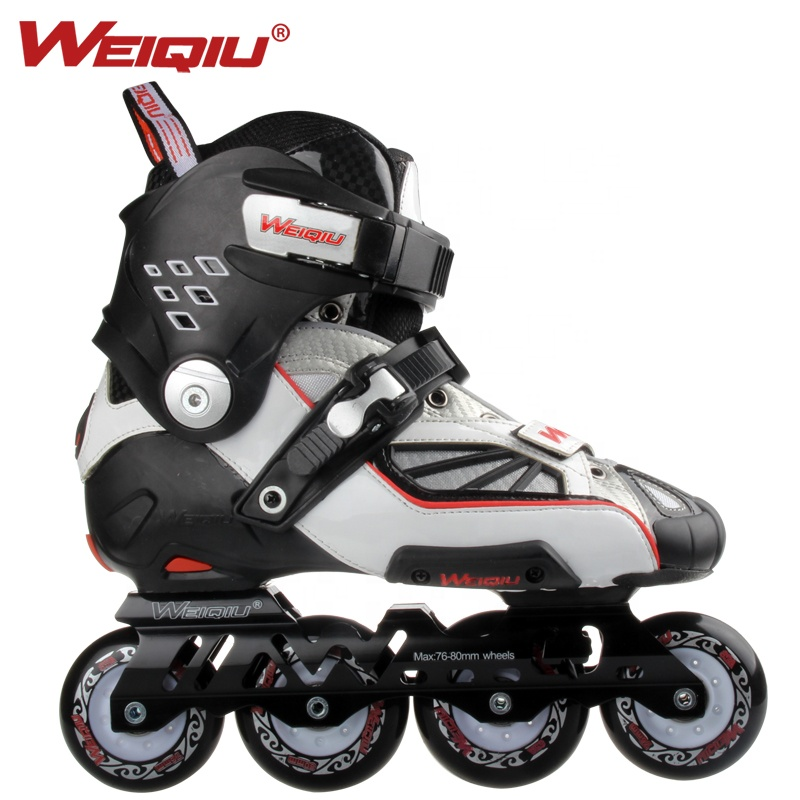 OEM professional freestyle patins inline sapato