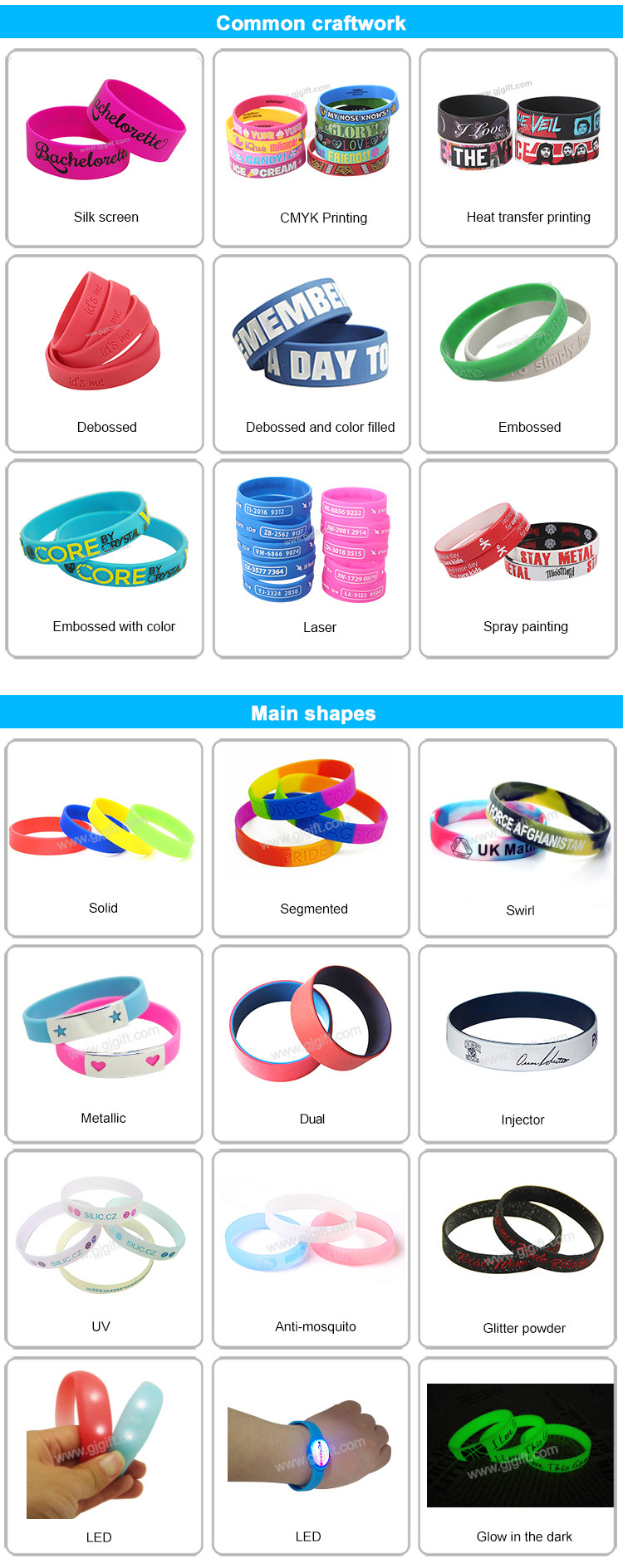 Customized Rubber Silicone bracelets Elastic Wrist Hand Band Silicone Wristband China Engraved Silicon Bracelet for custom