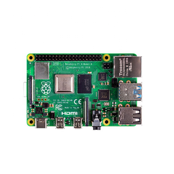 Smart Electronics A new generation of raspberry pi 4B raspberry PI 4 generation B computer AI development board Python Suite