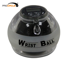 Wrist Exerciser With LED Light Wrist Ball
