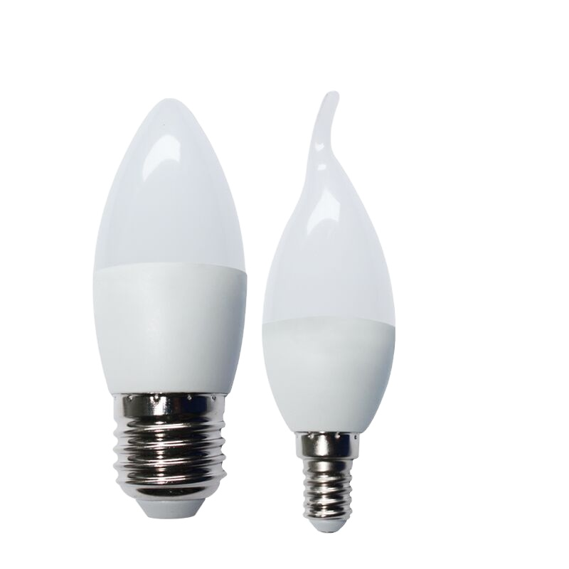 China Supplier c35 5w e14 LED candle bulb light