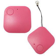 Werbe geschenke Smart Wireless Key Finder <span class=keywords><strong>Bluetooth</strong></span> 4,0 ble Gps Tracker Anti verloren alarm Tag Kind Tasche Pet Locator