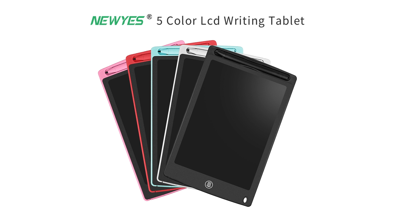 Newyes Amazing 10 Inch Paperless Erasable LCD Drawing Tablet for Business Office
