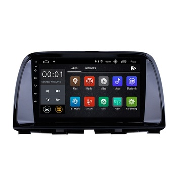 ZYCGOTEC 2 Din DSP Carplay For Mazda CX5 CX-5 CX 5 2012 2015 Car Radio Multimedia Video Player Navigation GPS Android 10.0