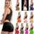New summer ladies shorts hot shorts women's sexy running stretch sports shorts
