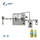 Pure fresh fruit juice blowing filling and capping machine for noni/orange/vegetable/pear/peach/mango/pineapple/banana/apple