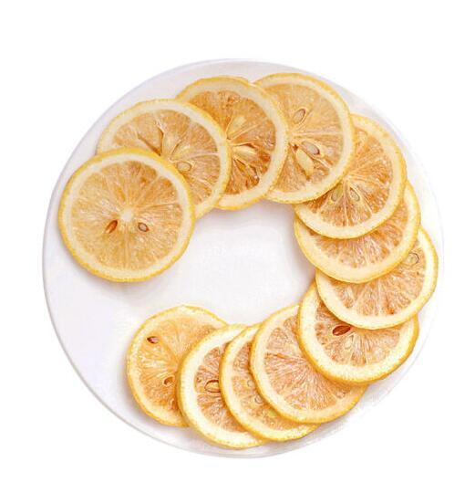 Rich VC freezed dried lemon slice without sugar fruit tea - 4uTea | 4uTea.com