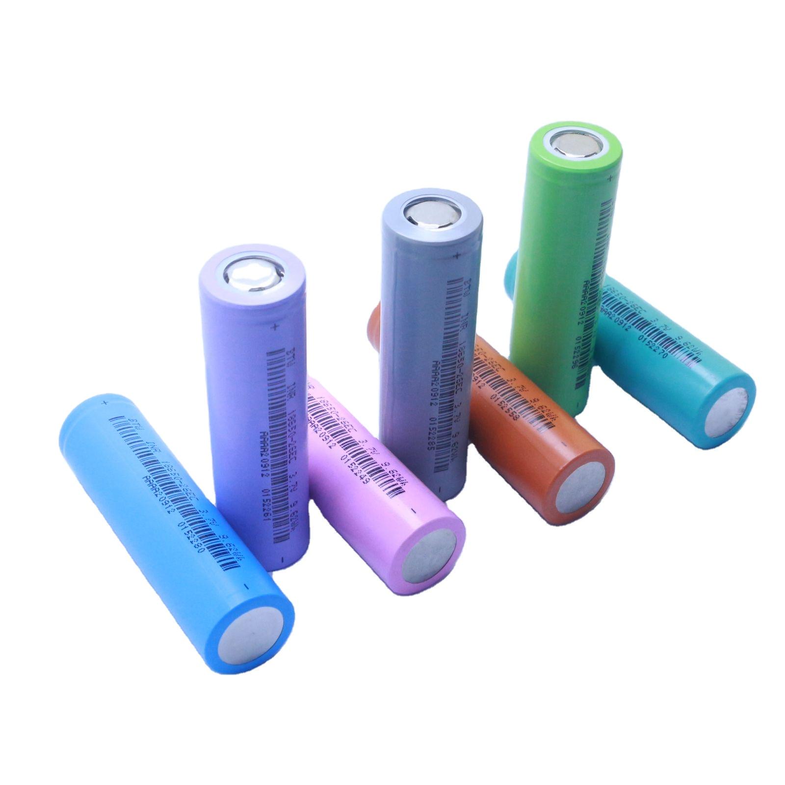 Battery Lithium Ion 3.7v 18650 2600mah Inr18650 Battery - Buy 18650 2600 Battery,18650 Li Ion Battery Rechargeable Battery 3.7v,18650 Lithium Rechargeable Battery 3.7v Product on Alibaba.com