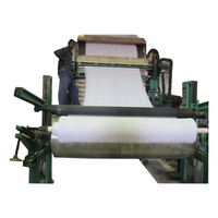 SF Toilet Tissue Paper Product Making Machine Bathroom Paper Rolling Machines