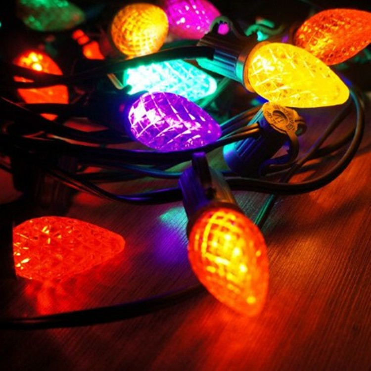 Christmas Decoration C7 C9 Led String Lights