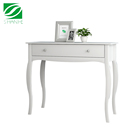 European French Style Elegant Hallway Furniture Console Entryway Table