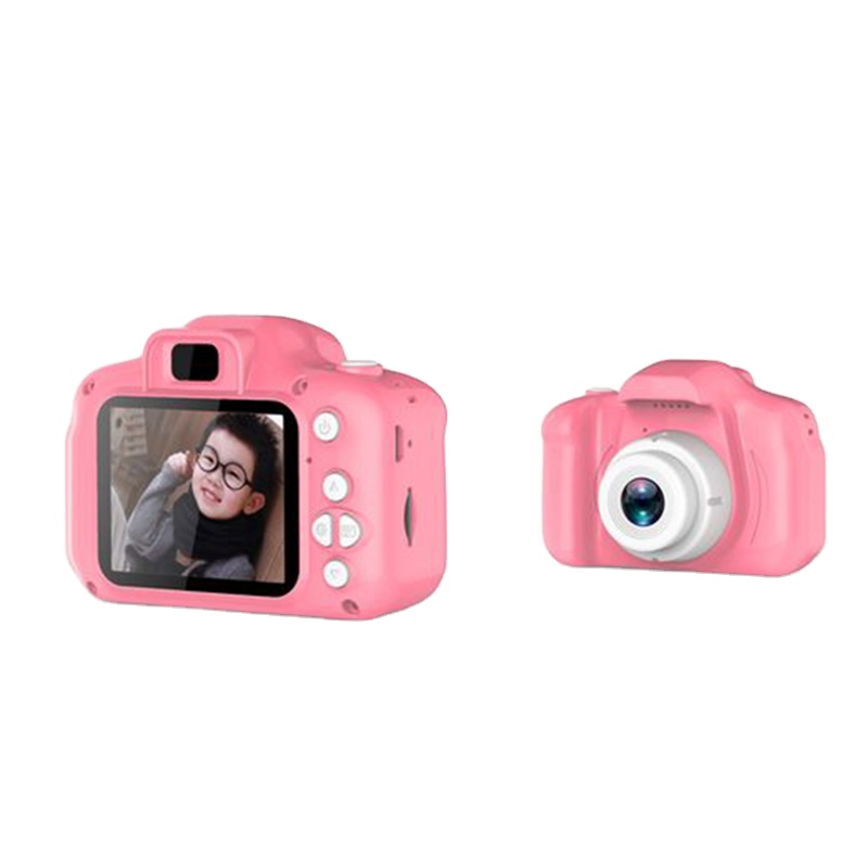 Christmas gift Best Gift Children Mini Camera 2 Inch HD Display Kids Digital Video Camera Toy For Kids
