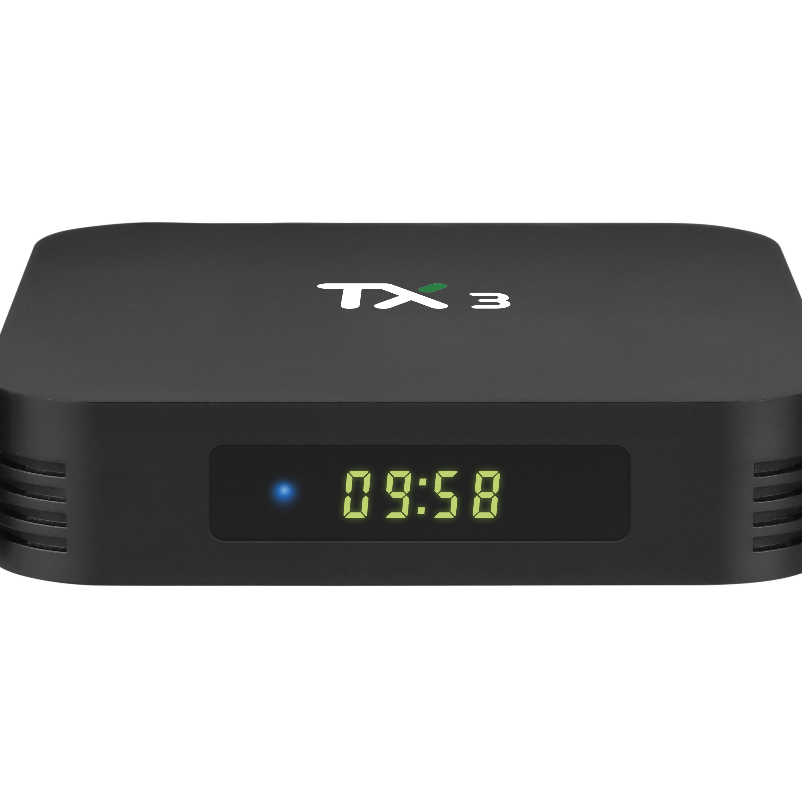 Nieuwe producten aankomst Amlogic S905X3 TX3 4K tv box RAM 4GB ROM 32 GB/64 GB Android 9.0 Smart Set Top Box