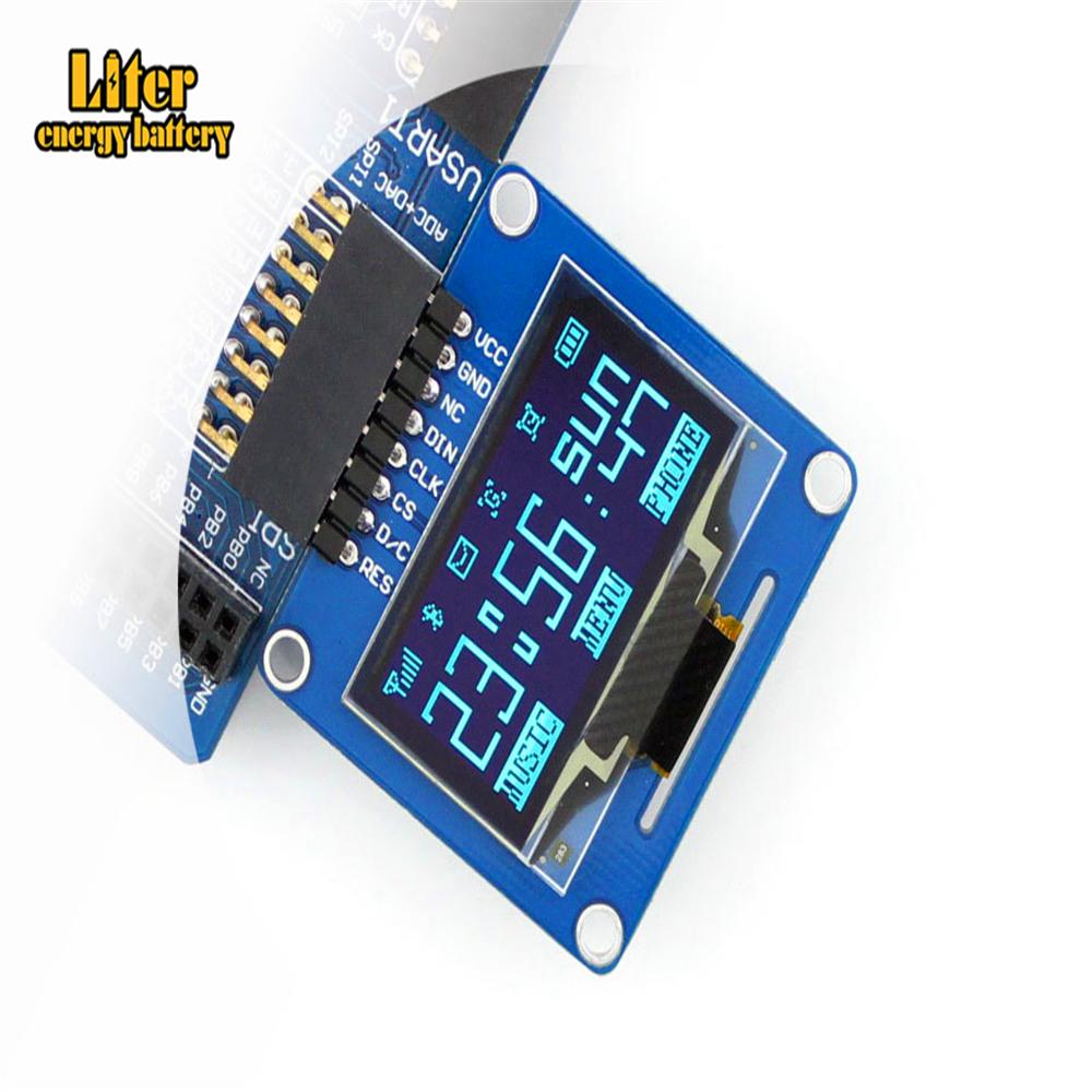 5pcs TM1638 SOIC-28 arduino 8 digit 7 segement LED driver keyboard scan SPI