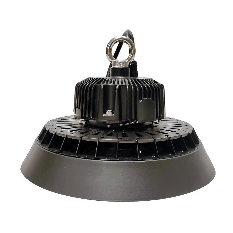 Суперъяркое коммерческое и промышленное освещение 170 люмен/Вт, 100 Вт, 100 Вт, светодиодный подвесной светильник для складов, гаражных магазинов