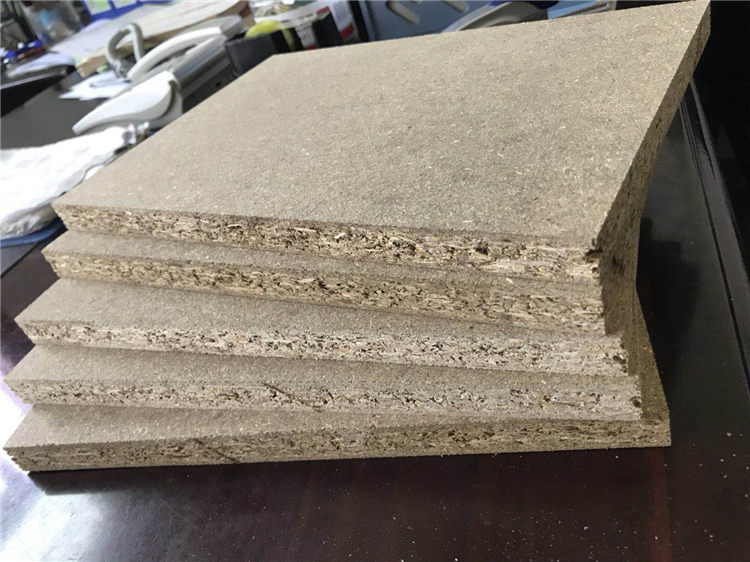 Customized Good Quality Furniture Custom Particle Board Wholesale Particle Board Indoor Particle Board