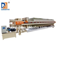 Dazhang Program Controlled automatic filter press price sale for petroleum or dyeing
