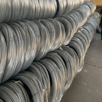 Cheap Price Wholesale High Quality 12 gauge electro galvanized wire / 500kg coil hot dipped galvanized steel iron wire
