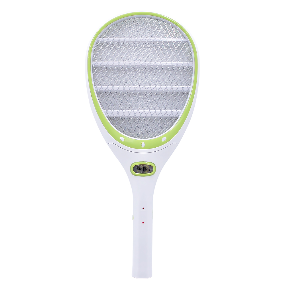 rechargeable mosquito-hitting swatter electric fly swatter Electronic fly killer argos
