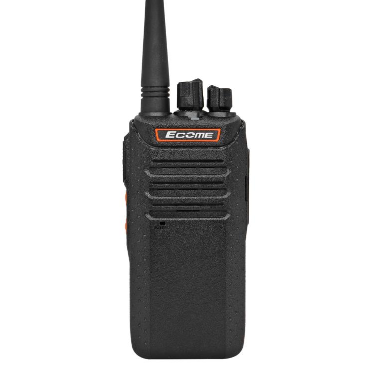 Großhandel Ecome ET D446 dmr vhf uhf digitale handlich zwei-weg radio