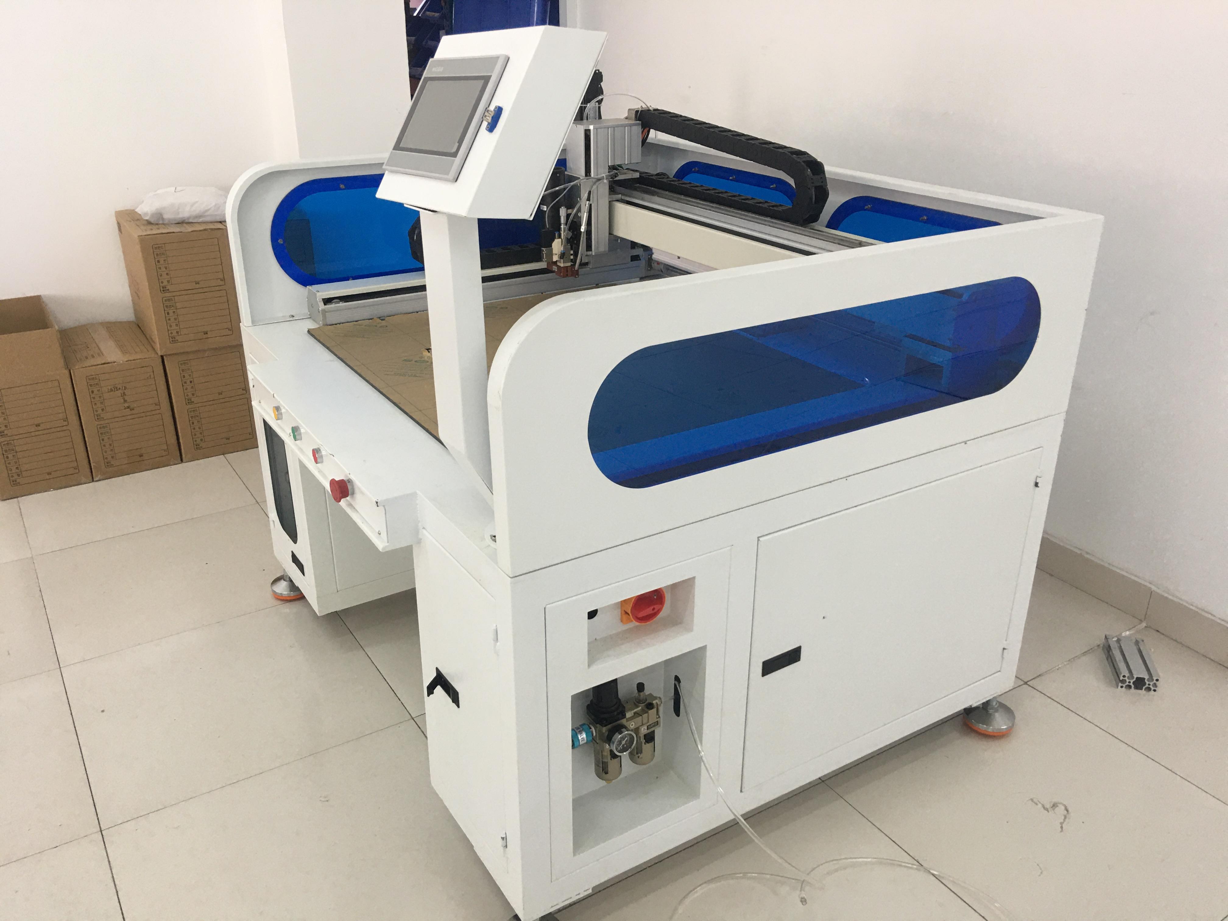 Longmen platform structure design automatic high precisioeasy operation glue dispenser BT - 9080