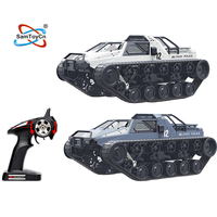 1 : 12 2.4G Ripsaw EV2 Simulation Modeling High Speed Drift Creeper RC Tank