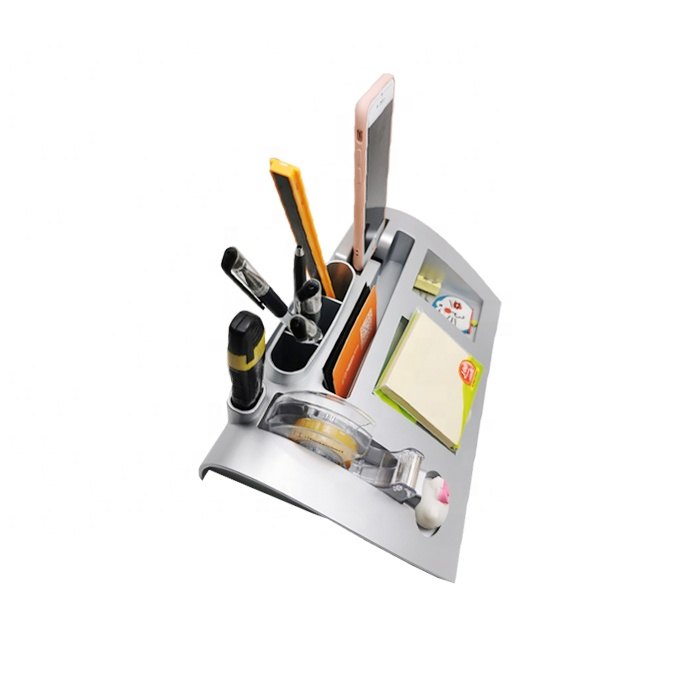 Desk organizer for desktop accessories office desktop organizer pen holder