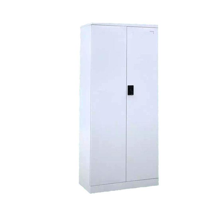Metal Office Cabinet Filing Document Storage Cupboard Wardrobe Shelves Locker