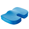 Corrects Postures Memory Foam Adult Office Chair Car Seat Cushion Pad