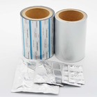 pharmaceutical printable roll aluminium foil polyethylene pe film