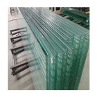 1 Year Warranty 8mm Glass 6mm 8mm 10mm 12mm Balcony Fence Tempered Laminated Glass