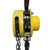manufacturer wholesale 10T CE certificate chain hoist with push trolley