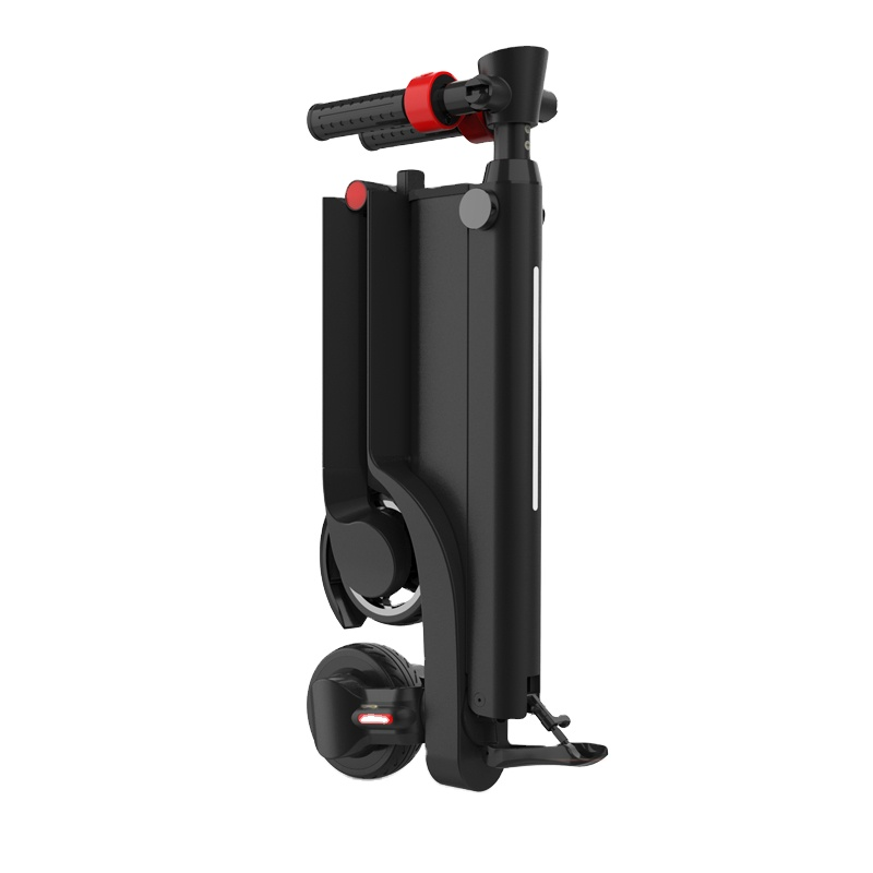 Newest Bluetooth Speaker Folding Electric Scooter Wholesale With Bag