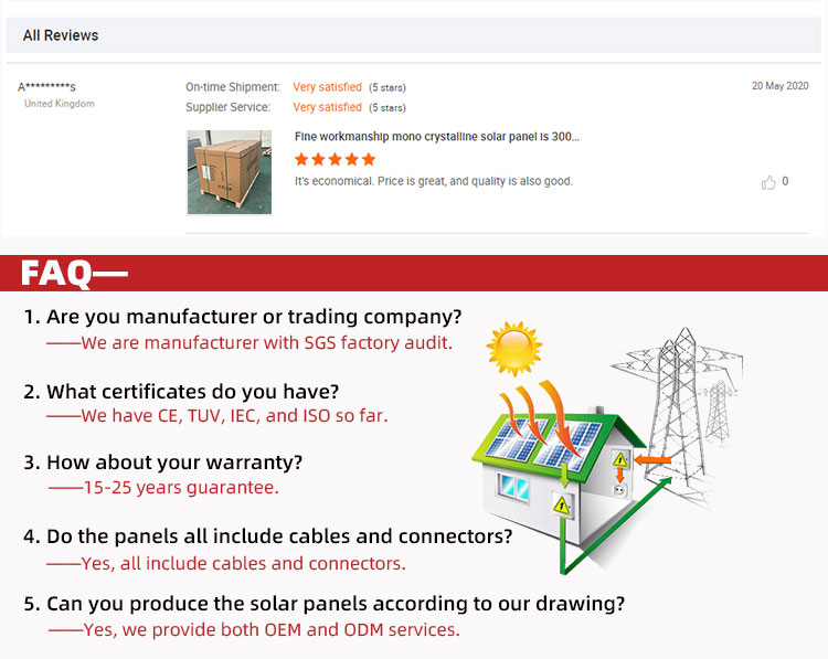 Most popular 500W panel solar with 96 cells solar cell is 500W solar panel with inventory