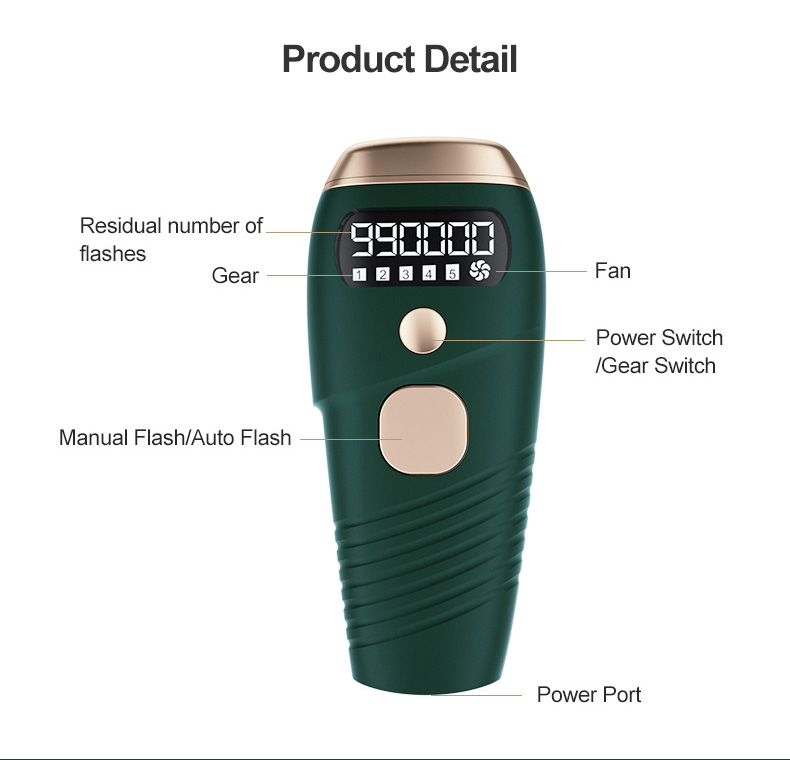 use mini portable permanent ipl hair removal  diode painless body dark skin epilator machine home for Women and man