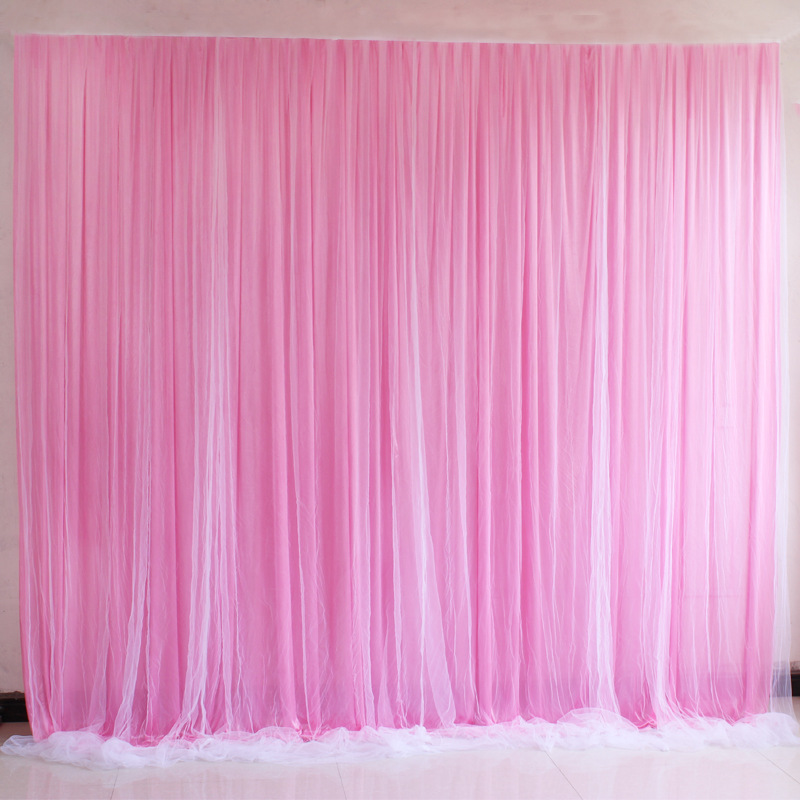 Ice Silk Elegant <strong>Wedding</strong> Backdrop Curtain Drape <strong>Wedding</strong> Supplies Curtain Drapes Background For Party Event